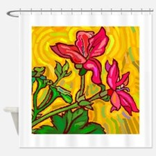 Floral Brights Shower Curtain