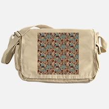 Yorkie Messenger Bag
