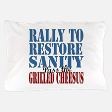 Grilled Cheesus Pillow Case