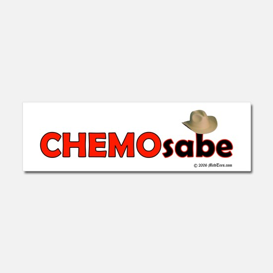 Cute Chemo Car Magnet 10 x 3