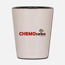 Cute Chemotherapy Shot Glass