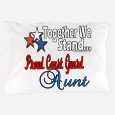 Coast Guard Aunt Pillow Case