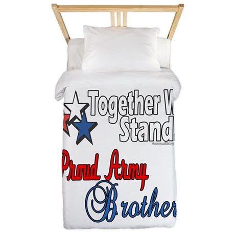 Army Brother Twin Duvet