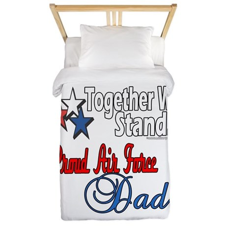 Air Force Father Twin Duvet