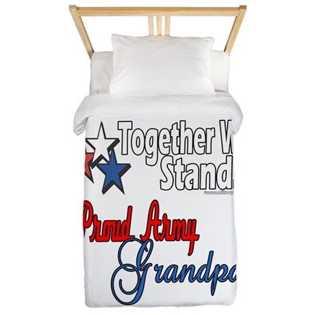 Army Grandpa Twin Duvet