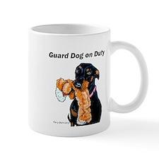 Guard Dog Doberman Mug