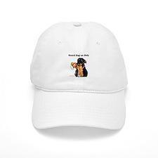 Guard Dog Doberman Baseball Cap