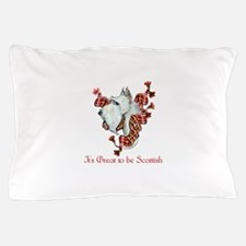 Proud Wheaten Scottie Pillow Case