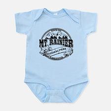 Mt. Rainier Old Circle Infant Bodysuit