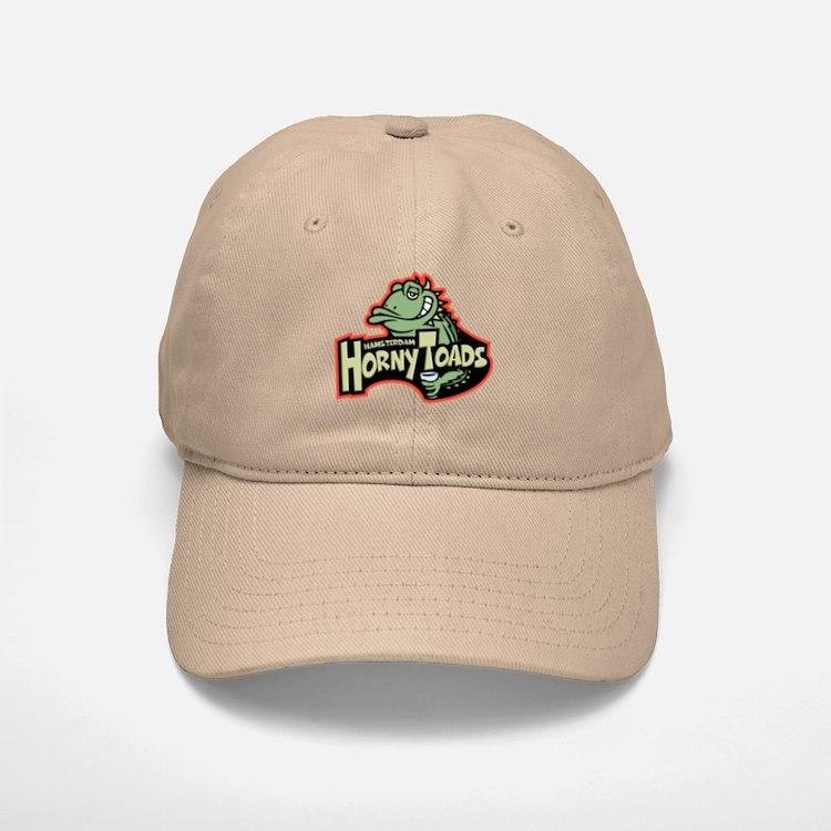 Hamsterdam HornyToads Baseball Baseball Cap