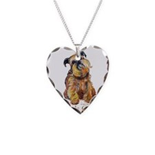 Brussels Griffon Necklace