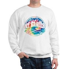 Mt. Rainier Old Circle Sweatshirt