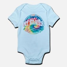 Mt. Rainier Old Circle Infant Bodysuit