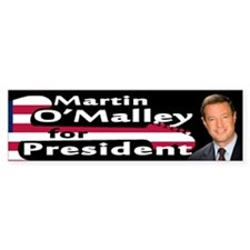 Martin Bumper Sticker