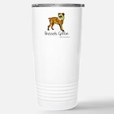 Brussels Griffon Travel Mug