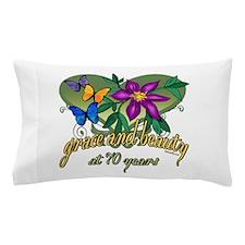 Beautiful 70th Pillow Case