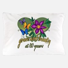 Beautiful 80th Pillow Case