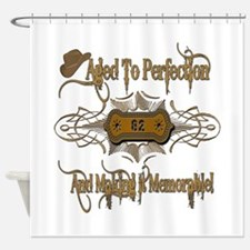 Memorable 82nd Shower Curtain