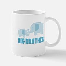 Blue Elephant Big Brother Mug
