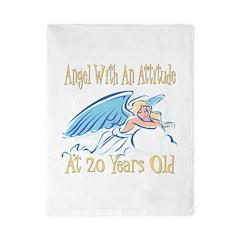 Angel Attitude 20th Twin Duvet