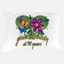 Beautiful 90th Pillow Case