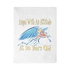 Angel Attitude 30th Twin Duvet