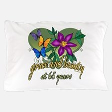 Beautiful 65th Pillow Case