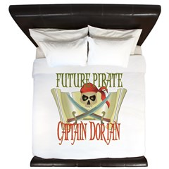 Future Pirates King Duvet