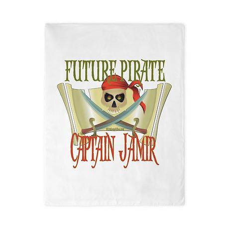 Captain Jamir Twin Duvet