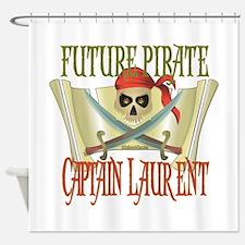 Captain Laurent Shower Curtain