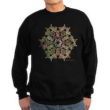 Moose Snowflake Sweatshirt