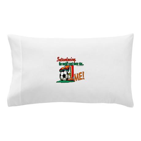 Future Soccer Player Pillow Case