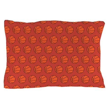 Basketball Fan Sports Pillowcase
