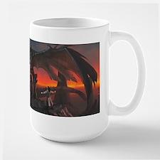 Erebus and Mage Large Mug