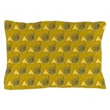 French horn Pillow Cases