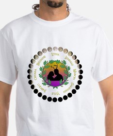 Unique Wheel of the year Shirt
