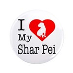 I Love My Shar Pei 3.5