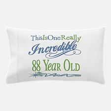 Incredible 88th Pillow Case