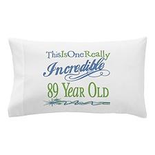 Incredible 89th Pillow Case