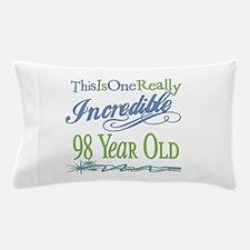 Incredible 98th Pillow Case
