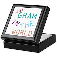 Gram Keepsake Box