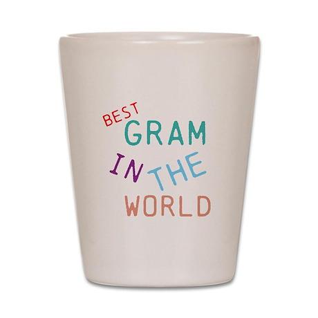 Gram Shot Glass