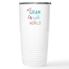 Gram Thermos Mug