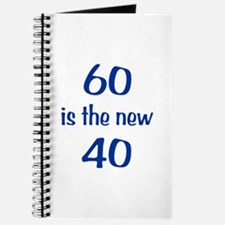 60 is the new 40 Journal