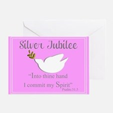 Nuns Jubilee III Greeting Card