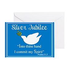 Nuns Jubilee III Greeting Card
