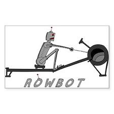 Rowbot Decal