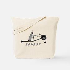 Rowbot Tote Bag