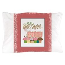 Sweetest Grammy Pillow Case