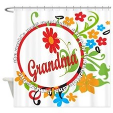 Wonderful Grandma Shower Curtain